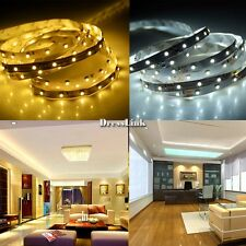 300 LED 3528 STRIP 5 m 12V LUCE STRIP LIGHT BIANCO CALDA e FREDDA DL0