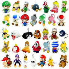 San-ei Official Nintendo Super Mario Series Plush Character Soft Toy Stuffed