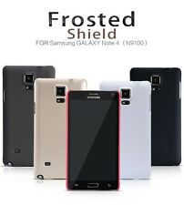 Nillkin Frosted Matte Hard Cover Case + Film For Samsung Galaxy Note 4 N9100