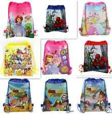 Child Boy School Bag Environmental Drawstring Swimming PE Toy Pop Backpack Gift