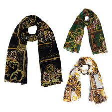 Lady Style NEW!Multicolor Scarf Stole Wrap Shawl Wrap Floral Voile 180x100cm