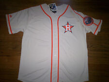 HOUSTON ASTROS NEW MLB MAJESTIC COOPERSTOWN JERSEY