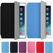 Ultra Thin Slim Magnetic Smart Case Cover + Back Case For iPad Mini 1 2 3 AIR 5