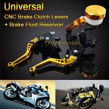New ALL Motorcycle Brake Clutch Levers Fluid Reservoir Hot-sale For TRIUMPH