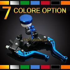 Hot-sale CNC Brake Clutch Levers Fit For APRILIA New Fluid Reservoir Aluminum