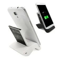 Dual Battery Charger Dock Charging Cradle For Samsung Galaxy Mega 6.3 i9200