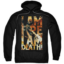 Hobbit Battle Of The Five Armies Samug I Am Fire Adult Pullover Hoodie S-3XL