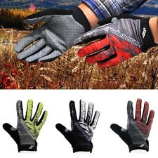 3 Colors Mountain Climbing Driving Cycling Bike Bicycle Sports Full Finger Glove