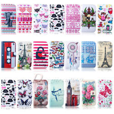 DEFFER For Samsung Galaxy SIII S3 i9300 Wallet Leather Flip Protector Case Cover