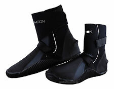 Typhoon P5 Wrap Pull On Neoprene Boot 5mm Canoe Kayak Watersports XXXS - XXXL