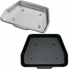 """11"""" Metal Ash Collect Pan Tray for 16"""" Coal Log Stove Fire Grate Fireplace 617"""