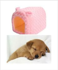 Soft Cozy Warm Cute Pet Dog Cat rabbit Bed House kennel Nest For Dog Cat LD
