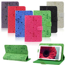 New 7 inch Universal Leather Stand Case Cover For Android Tablet PC MID Elegant