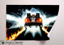 BACK TO THE FUTURE MOVIE GIANT WALL ART POSTER A0 A1 A2 A3