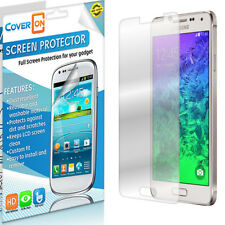 Clear Anti-Glare LCD Screen Protector Cover for Samsung Galaxy Alpha