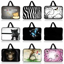 """17"""" Laptop Sleeve Bag Carry Case Cover  Hide Handle for HP Envy Touchsmart 17T"""