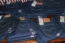 559 Levis Strauss & Co Jeans Dark and Medium Wash All Sizes NWT