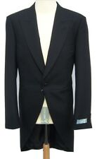 BLACK EX HIRE ASCOT TAILCOAT WEDDING MORNING SUIT TAILS IDEAL CHRISTMAS PRESENT