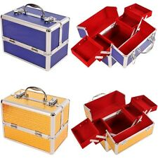 Jewellery Box Make Up Cosmetic Case Designer Vintage Storage Organiser Girl Gift