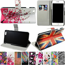 New Magnetic Flip Stand Card Wallet PU Leather Case Cover For Many Phone Models