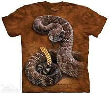 RATTLESNAKE ADULT T-SHIRT THE MOUNTAIN ----IN STOCK!!