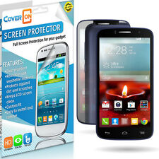 For ALCATEL One Touch Fierce 2 Mirror Screen Protector LCD Phone Cover