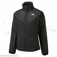 The North Face TNF Womens Jacket Redpoint Coat Black Thermal Size XS S M L XL