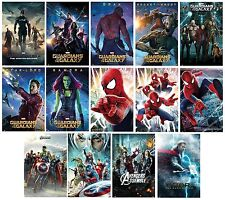 MARVEL STUDIOS - POSTERS (Official) 61x91.5cm - Large Range Of Characters (Maxi)