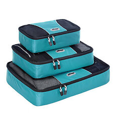 eBags Packing Cubes - 3pc Set 19 Colors Packing Aid NEW