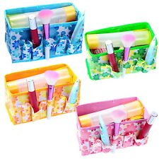 Women's Style NEW!Folding Make Up Cosmetic Storage Box Container Bag