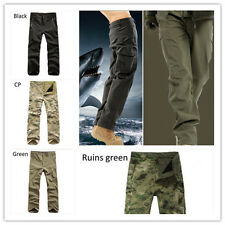 New Men Military Army Water Proof Camouflage Outdoor Sport Pants Casual Trousers