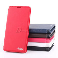 DEFFER For Sony Xperia Z2 L50W Leather Flip Pouch Stand Hard Protect Case Cover