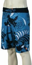 Quiksilver Cypher Tropic Boardshorts - Blue - New