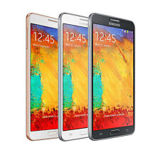 Samsung N900 Galaxy Note 3 32GB Verizon Wireless Black and White Smartphone