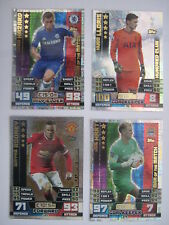 Match Attax 2014/15 Pick Choose Man of Match, 100 club or Limited Edition new!