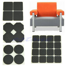 Soft Felt Furniture Floor scratch Protector Pads Self Adhesive Tables Chair Leg