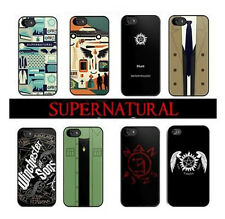Supernatural Dean&Sam PVC Silicone Phone Case 36 Types For iPhone&Samsung Hot