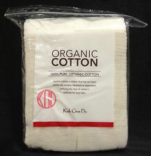 Koh Gen Do Organic Cotton • 80 Pads • Direct from Japan