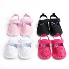 Pretty Baby shoes woven girl summer  infant toddler infant crib 0-18 months Q