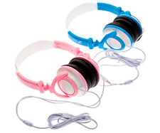 Kids Small DJ Style 3.5mm Headphones Suitable for Amazon Kindle Fire HDX 8.9