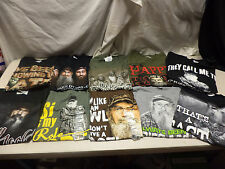 NEW- Assorted Duck Dynasty T-Shirts- Men's Sizes
