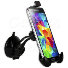 PREMIUM QUALITY IN CAR WINDSCREEN MOUNT HOLDER CRADLE FOR SAMSUNG MOBILE PHONES