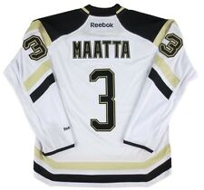 Olli Maatta Pittsburgh Penguins 2014 Stadium Series White Men's Premier Jersey