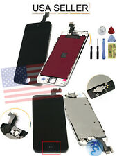 Wholesale Lot 1x/2x/5x For iPhone 5C LCD Digitizer Screen Assembly Replacement
