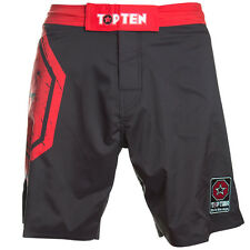 MMA - Short TOP TEN OCTAGON. Freefight, Grappling, Valetudo, MMA, Muay Thai, usw