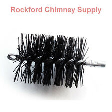Round Poly Chimney Brush for Stainless Steel Chimney Liner