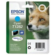 Epson T1282 Original Cyan Printer Ink Cartridge
