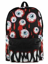 IRON FIST BLOOD SHOT BLACK  UNISEX BACKPACKS