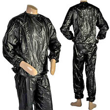 Sauna Sweat Suit Slimming Fitness Weight Loss Gym Exercise Training Track Suit