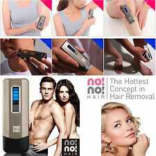 NO NO Pro 5 Grey Hair Removal System Device Face Body Professional Epilator Kit